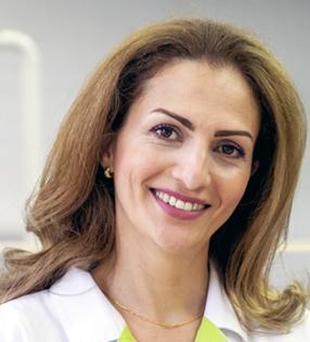 Iman al Sudani Tandarts voor Orthodontie